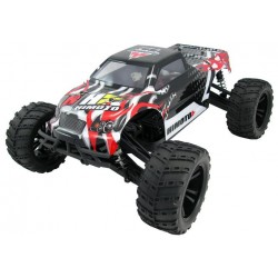 Himoto Bowie BL 1/10 EP Monster Truck 4WD RTR