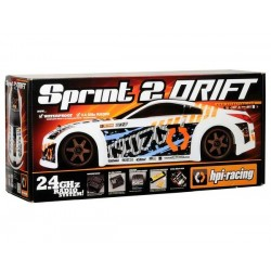 HPI 106154 RTR SPRINT 2 DRIFT W/ 2.4GHZ RADİO SYST