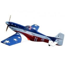 ESM P-51D Mustang Cripes Mighty 180cm-30CC