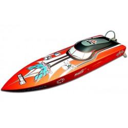 Himoto Stealt Enforcer Deep V BL Racing Boat RTR