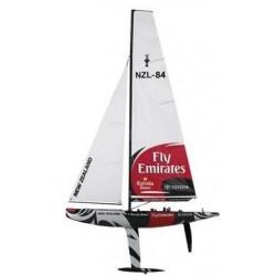 Fly Emirates 1mt ETNZ Racing Yelkenli