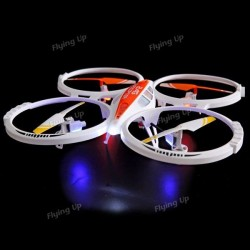 LS 125 6 Axis Gyro 4 Kanal 2.4GHZ QuadCopter