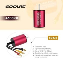 GoolRC S2435 4500KV + 25A Brushless Combo Set