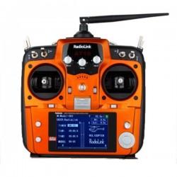 Radiolink AT10II - 2.4 Ghz. 10 KANALLI KUMANDA VE ALICI SET